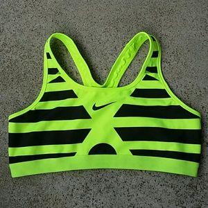 Nike Dri-fit Athletic sport bra